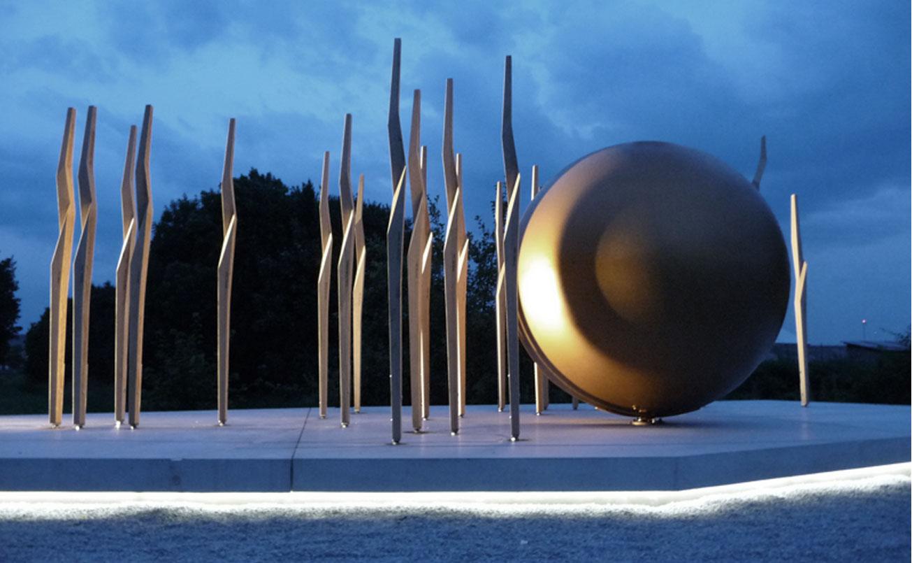 Leopoldigang 2015 die Winzer Göttlesbrunn, THE WINZER GLOBE. Konzept und Design Hannes Rohringer