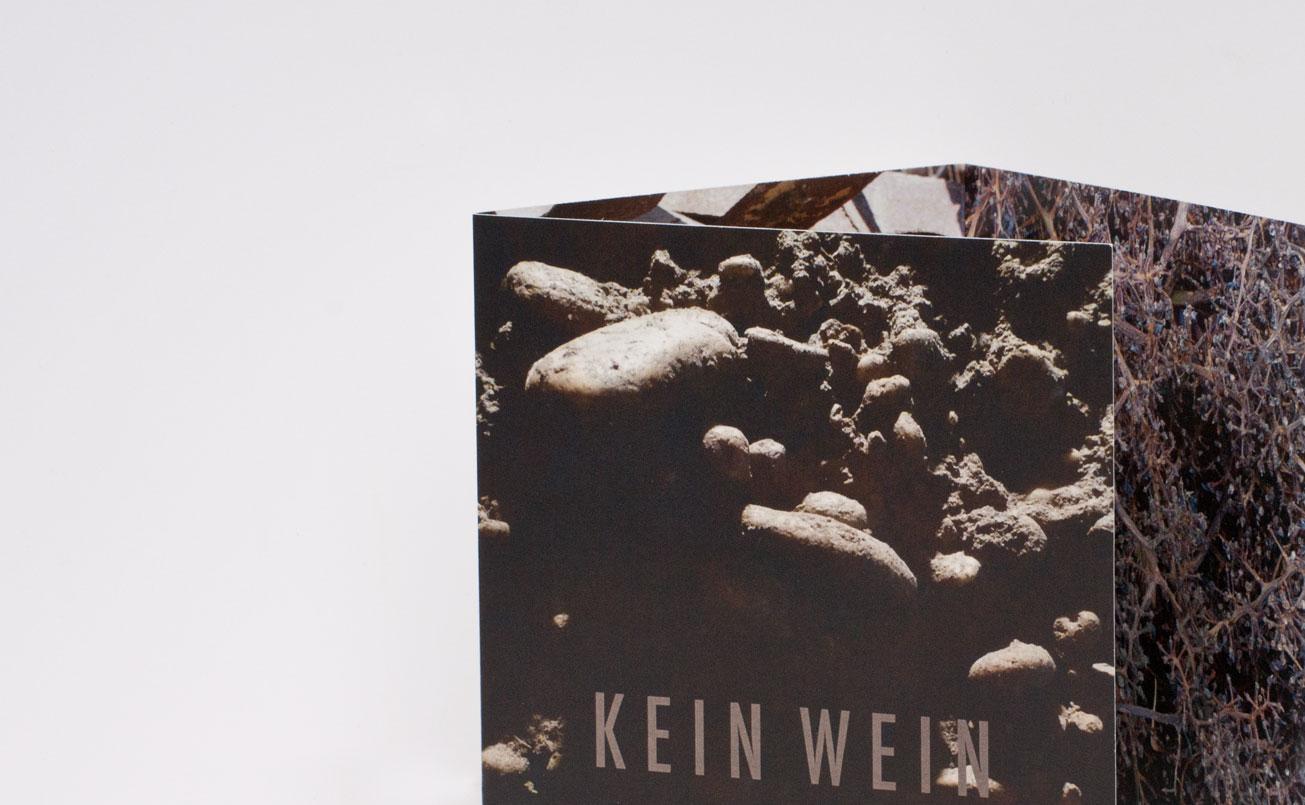 Folder KEINWEIN für Weingut Gerhard Pimpel und Artner
