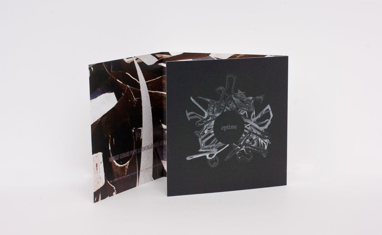 Folder 6 seitig, 14 / 14 cm