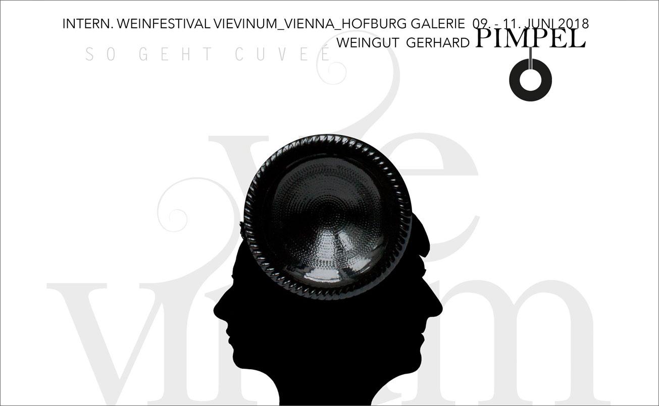 Einladungskarte, A5_VieVinum mit Profil Angelika und Gerhard.