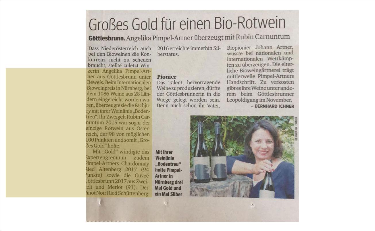 Pressebericht_Auszeichnung_Kollektion Bodentreu