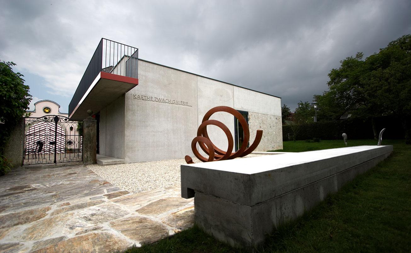 Galerie Petra Seiser, vormals Kaethe Zwach Galerie