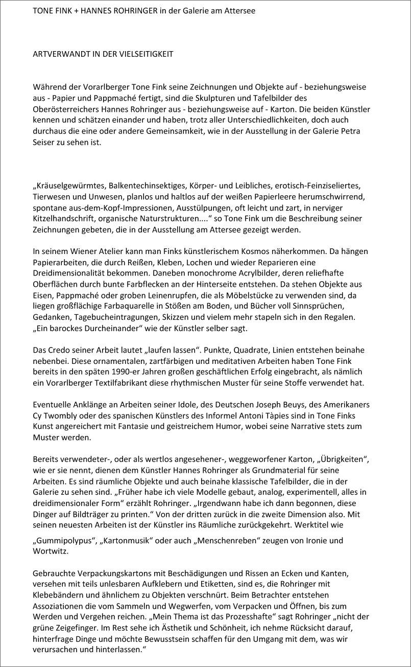 Text: Clarissa Mayer - Heinisch_Parnass