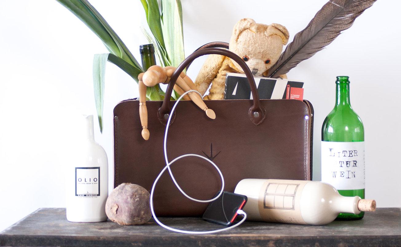 Die Tasche, ein UNIVERSALTALENT
